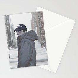 Extinct City Stationery Cards