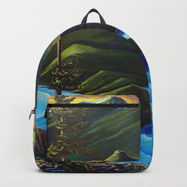 Incoming Front Backpack