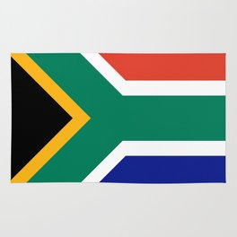 flag south africa, African,Afrikaans,Mandela,apartheid, Johannesburg,Soweto,Pretoria,Durban,Tembisa Rug