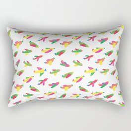 Fly Away Rectangular Pillow