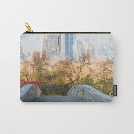 Central Park as the City Wakes Up Carry-All Pouch