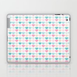 sweet hearts Laptop & iPad Skin