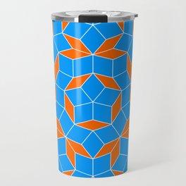 Penrose Tiling Pattern Travel Mug