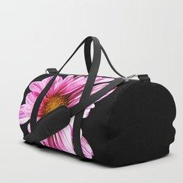Chrysanthemum Flower Duffle Bag