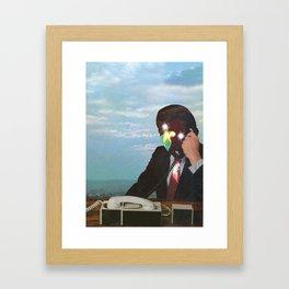Careers Framed Art Print