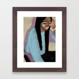 thursdays Framed Art Print