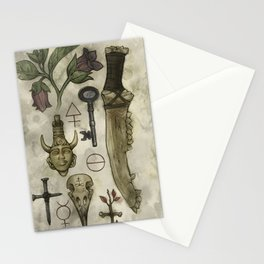 (Super)natural History - 01 Stationery Cards