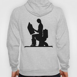 Place for reading Hoody