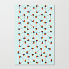 Connection Canvas Print