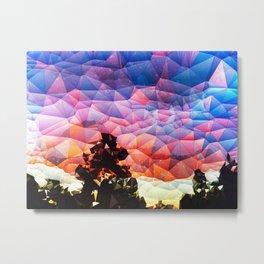 Carolina Sunset Metal Print