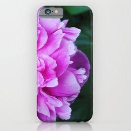 Pretty Peony iPhone Case