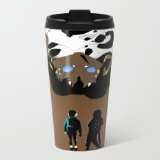 All Monsters Attack Metal Travel Mug
