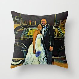 2 In The Life Of Love Throw Pillow