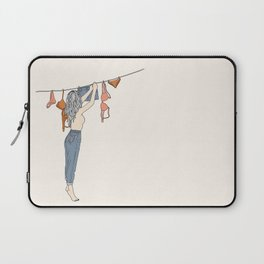 Girl Next Door Laptop Sleeve