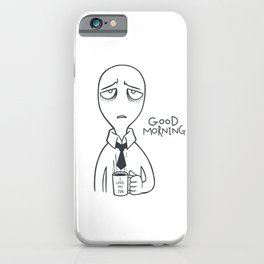 i love my job iPhone Case
