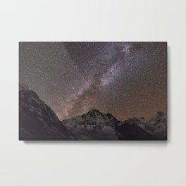 Annapurna Landscape Metal Print