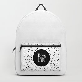 Boss Lady Backpack
