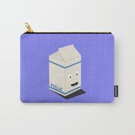 Cute kawaii milk carton Carry-All Pouch