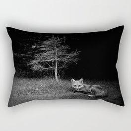 Foxpeek Rectangular Pillow