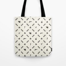 Life then Love then Death Tote Bag