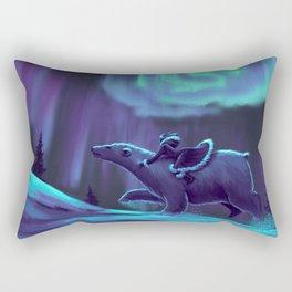 His Dark Materials Rectangular Pillow