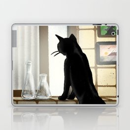 Out of the window Laptop & iPad Skin