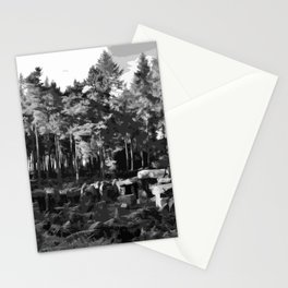 Druids Temple - Malham Stationery Cards