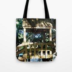 Tree house @ Aguadilla 3 Tote Bag