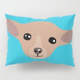 chihuahua love Pillow Sham