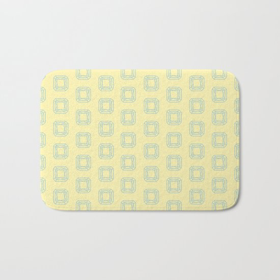 Happy Radiant Gems Bath Mat