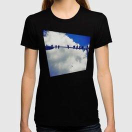 Pigeon Jury T-shirt