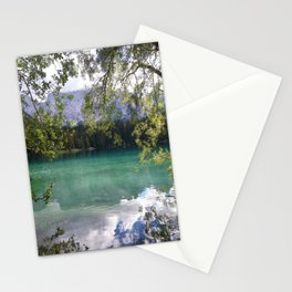When Nature Sings Her Lullaby Stationery Cards