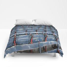 Fenway Park Comforters