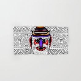 Bucovina Mask / Masca de Bucovina Hand & Bath Towel