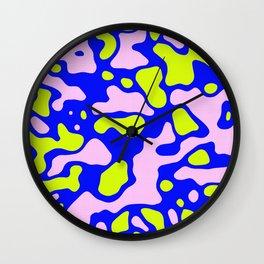 Camo 159 Wall Clock