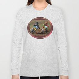 """"""" The Battle """" Long Sleeve T-shirt"""