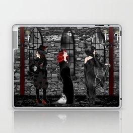 Queens of Goth Laptop & iPad Skin