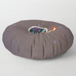 Space Vixen - Wild Ride Floor Pillow