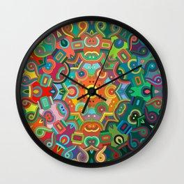 Mindflow Wall Clock