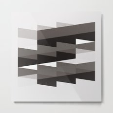 Aronde Pattern #02 Metal Print