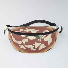 Pizza Margherita Fanny Pack