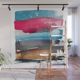 Landscape Color Study 1 Wall Mural