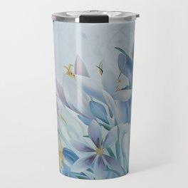 Lovely Spring Crocus Travel Mug