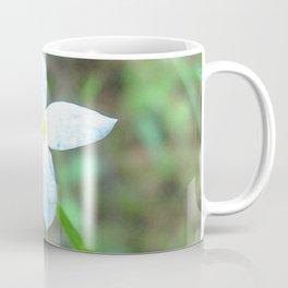 Watercolor Flower, Bluets 01, Eno River, North Carolina Coffee Mug