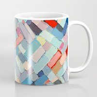andreas preis Mugs featuring Summer in the City by Ann Marie Coolick