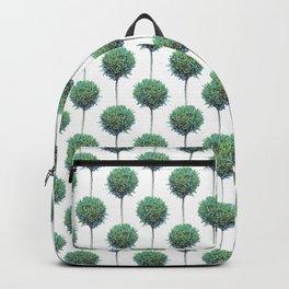green pompons Backpack