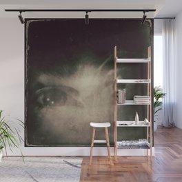 Dark eye Wall Mural