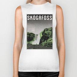 Iceland: Skogafoss Biker Tank