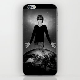 I am Justice iPhone Skin