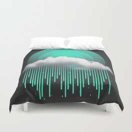 Rainy Daze Duvet Cover